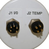 Output to DCP and Input from Temp Probes